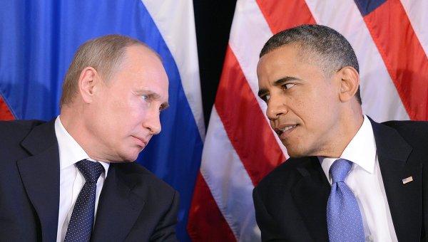 """بوتين يهزم أوباما في تصنيف """"فوربس"""""""