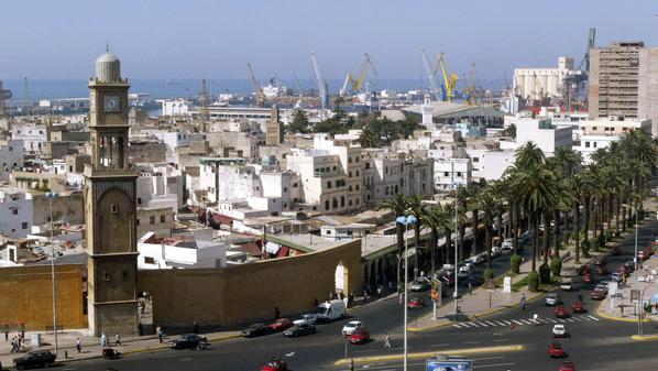 تباطؤ نمو الاقتصاد المغربي