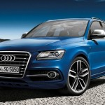 Audi SQ5 محرك جديد
