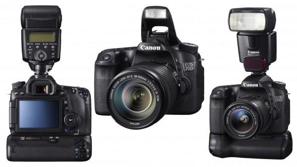 كانون تطلق كاميرا EOS 70D