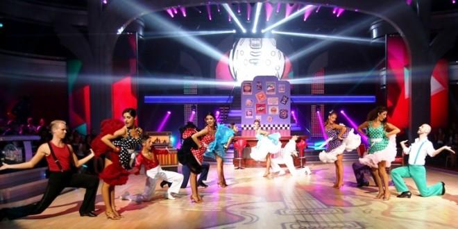في السهرة الثانية من Dancing with the Stars II: نمر سعادة الأول..  وإستثنائيا إستبعاد نجمين الأسبوع المقبل