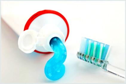 الشامبو ومعجون الأسنان يحتوي على مواد مسرطنة.