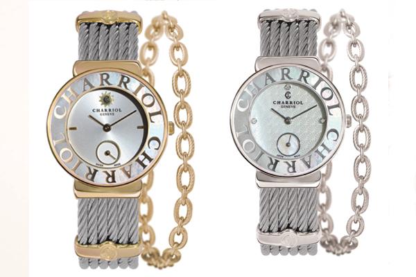 شاريول تطرح ساعة St-Tropez™ Style الجديدة.