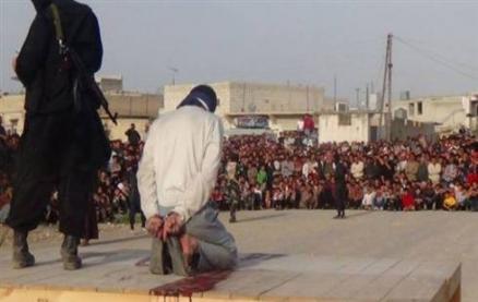 """""""داعش"""" يعدم نحو ألفي شخص في ستة اشهر."""