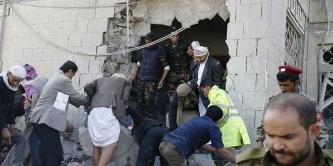 مقتل خمسة أشخاص في انفجار قرب منزل سفير إيران بصنعاء.