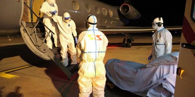 شفاء طبيب كوبي اصيب بايبولا في سييرا ليون.