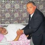 عبد الجبار الوزير، شيخ الفنانين المغاربة في حاجة لدعمكم.