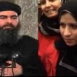 المعتقلة في لبنان ليست زوجة البغدادي.