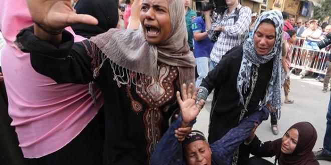 مصر: الإعدام لـ 188 شخصا في قضية مقتل رجال شرطة.