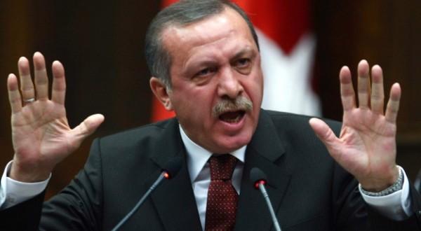 اردوغان يوجه انتقادات شديدة لمسؤولين أوروبيين.