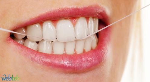 استخدام خيط الأسنان يحمي اللثة والفلب معا.