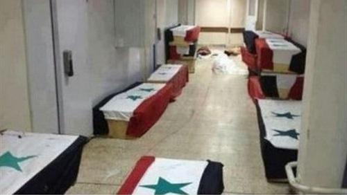 120 ألف قتيل من القوات السورية في 45 شهرا.