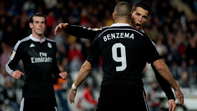 الأمطار تنقل مباراة لريال مدريد إلى مراكش.