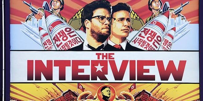 """فيلم """"المقابلة"""" يحقق أعلى مبيعات على الانترنت في تاريخ سوني."""