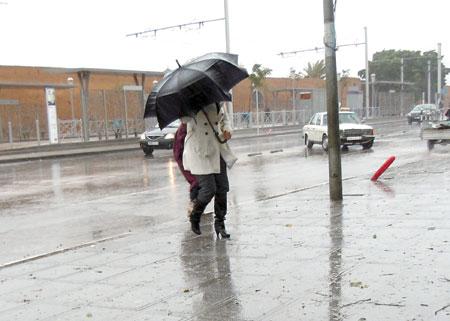 عودة التساقطات المطرية اليوم الإثنين إلى هذه المناطق.