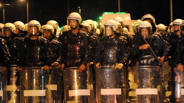 """المغرب.. تفكيك """"خلية"""" أعلنت الولاء لداعش."""