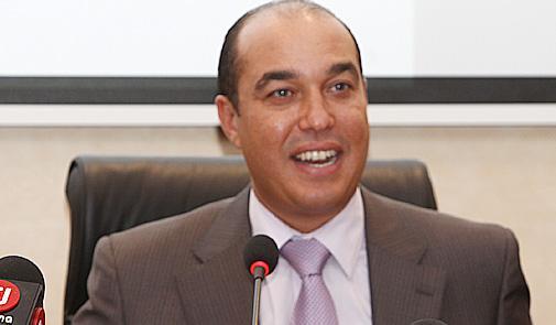 الملك يقرر إعفاء محمد أوزين من مهامه كوزير للشباب والرياضة.