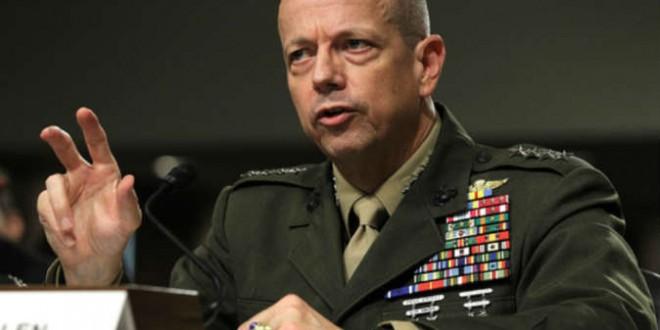 """منسق التحالف الدولي: هجوم بري وشيك على """"داعش"""""""