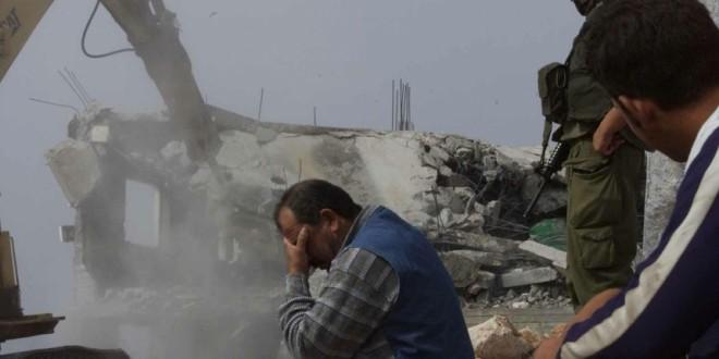 أكثر من 400 حاخام يطالبون بوقف هدم منازل الفلسطينيين.