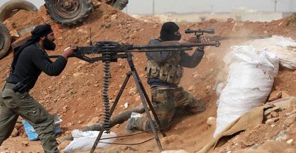 قطع طرق إمدادات مهمة لداعش بشمال العراق.