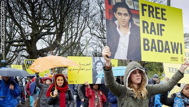 العفو الدولية: السعودية تؤجل دفعة جديدة من جلد بدوي.