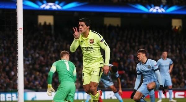 دوري أبطال أوروبا: برشلونة ويوفنتوس في دور الثمانية.