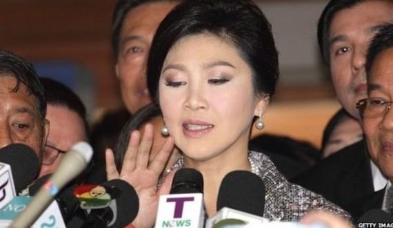 محاكمة رئيسة الحكومة التايلاندية السابقة بتهمة الإهمال