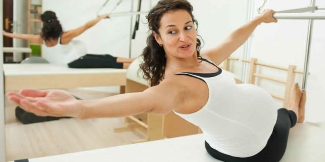 تمارين رياضية للرشاقة والليونة أثناء الحمل