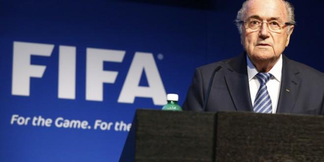 جوزيف بلاتر يعلن استقالته من منصب رئاسة الفيفا بعد أيام على إعادة انتخابه والسبب؟