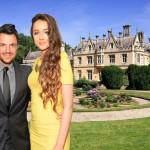 بيتر أندريه يتزوج السمراء الجميلة إميلي ماك دوناغ