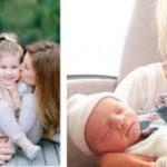 تيفاني تيسين تستقبل طفلها الثاني.