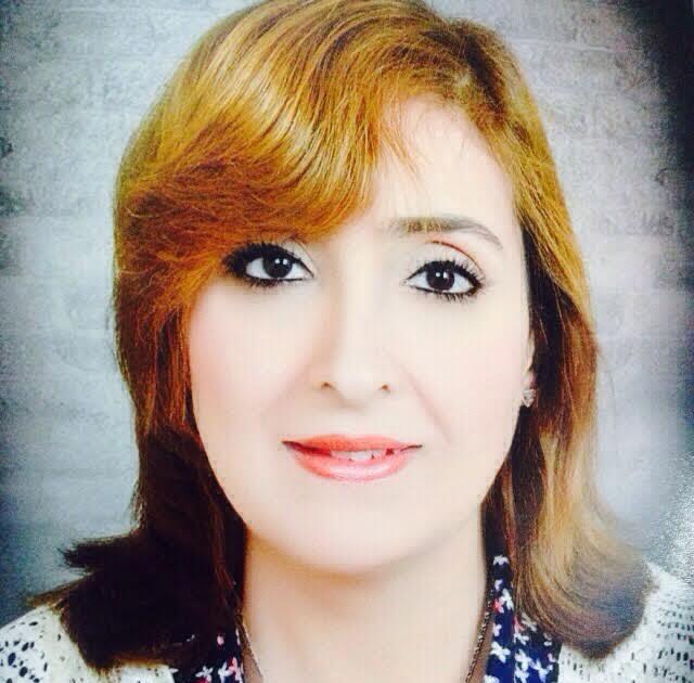 أمنية لطفي أول امرأة تترشح عن دائرة الشيخ زايد.