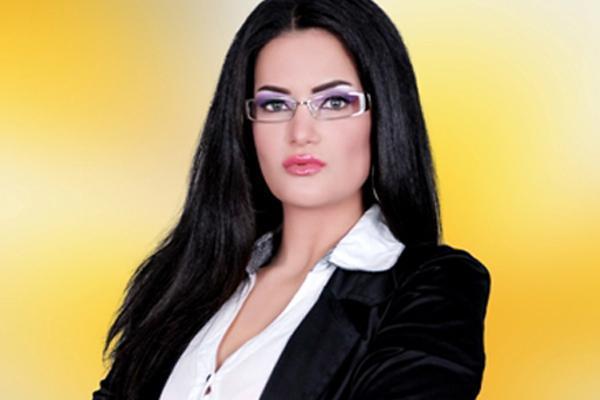 سما المصري تتقدم ببلاغ ضد منافسها.