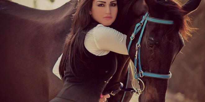 بالصور الفنانة غنوة سليمان تطلق أغنيتها باللهجة العراقية بعنوان غريب !!