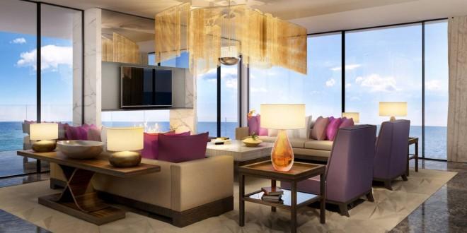 فندق فورسيزونز الدار البيضاء يحتفل بافتتاح واحته المطلة على المحيط الأطلسي.