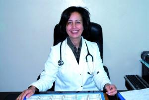 الدكتورة خديجة موسيار، اختصاصية في الطب الباطني، ورئيسة الجمعية المغربية لأمراض المناعة الذاتية