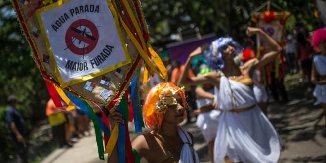 "فيروس ""زيكا"" يهدد أولمبياد ريو دي جانيرو"