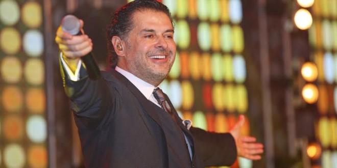 بالصور النجم راغب علامة يحيي حفل تيجان  في العاصمة الاماراتية  أبو ظبي
