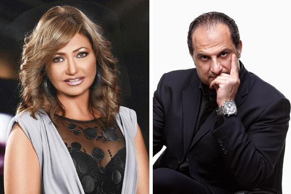 خالد الصاوي: إسمي بعد ليلى علوي