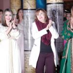 القفطان المغربي يلتقي بملوك الفراعنة بـ «واد الزين»