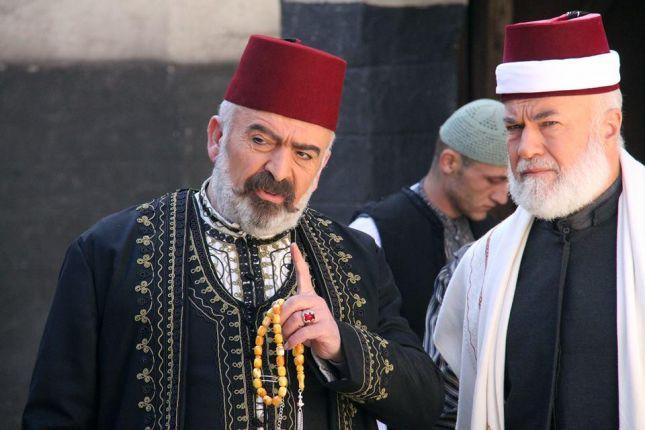 صراعات نجوم سوريا ولبنان في الحارات الدمشقية