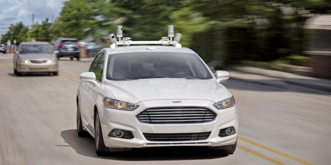 فورد تستعد إلى تسليم المركبات ذاتية القيادة بالكامل لخدمة مشاركة وسائل النقل بحلول سنة 2021