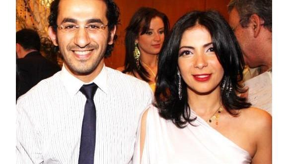 منى زكي وأحمد حلمي ينتظران طفلهما الثالث
