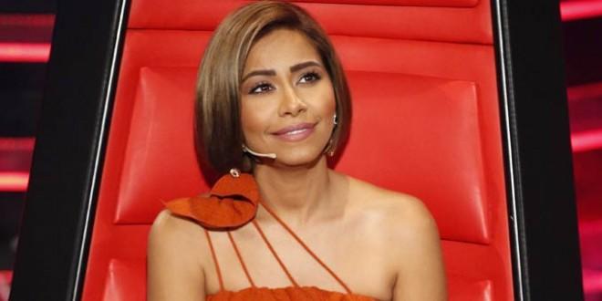 شيرين عبد الوهاب الصوت العربي للأميرة موانا في ديزني