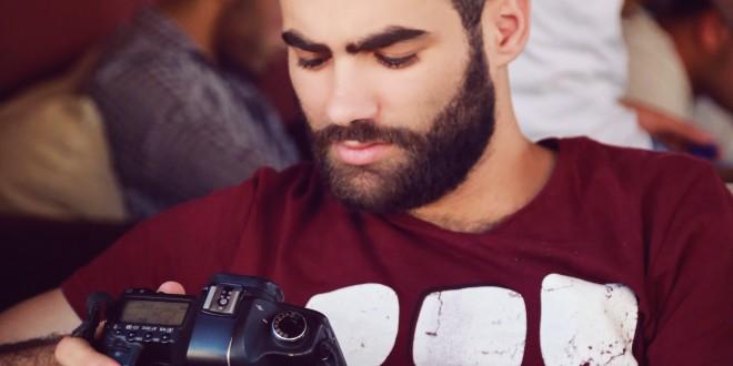 حوار مع المصور الفلسطيني المبدع محمد حسين: الصورة رسالة وسلاح