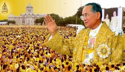 مات الملك.. تايلاند تتشح بالسواد والغموض يكتنف مصير البلاد