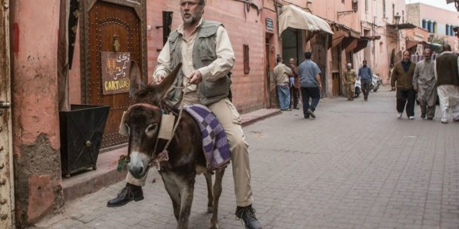 نيكولاس كيدج في المغرب لتصوير قصة حقيقية عن أسامة بن لادن