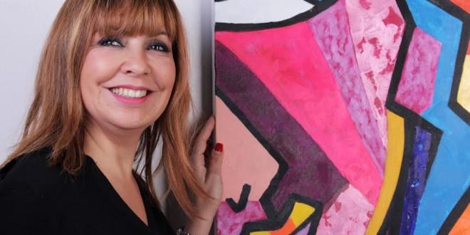 """نادية شلاوي، سفيرة لدى أكاديمية """"ديفين"""" الفرنسية للفنون والآداب والثقافة"""