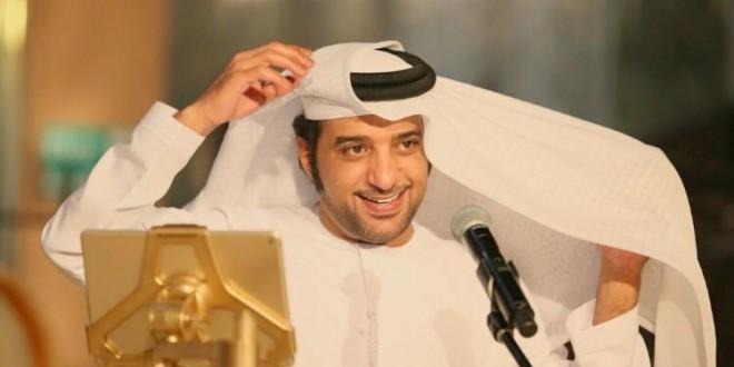 """صوت الإمارات عيضة المنهالي يُطلق أُغنيتَي """"فكري سرى"""" و""""يا معزبي"""""""