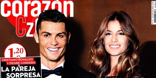 ملكة جمال إسبانيا تُهين رونالدو قبل انفصالها عنه